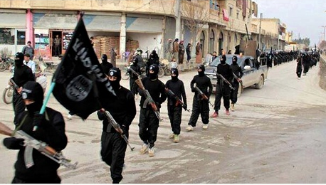 ISIS; Photo courtesy The Guardian