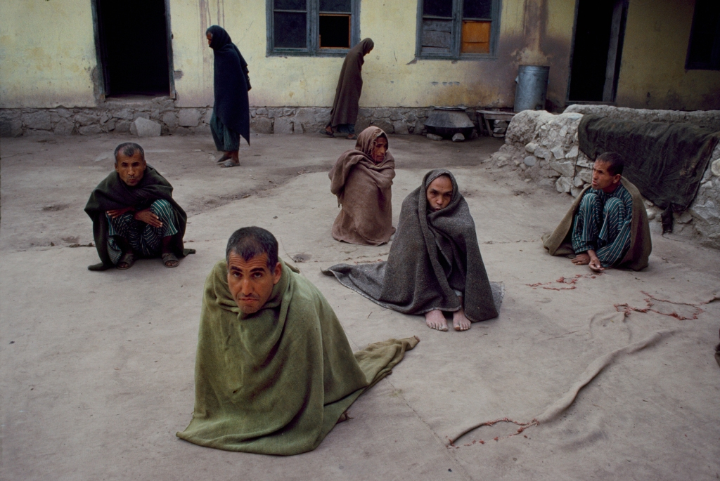 Jalalabad Mental Asylum, Steve McCurry