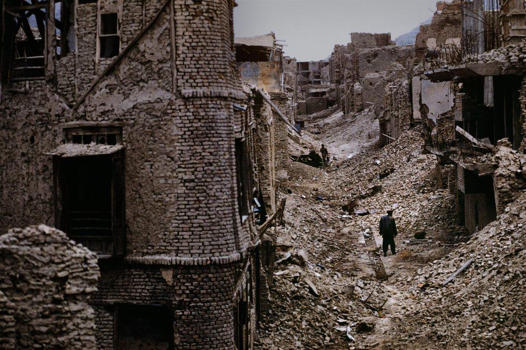 Kabul, Steve McCurry