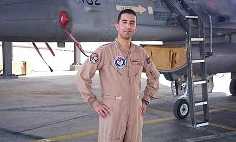 Fallen Jordanian Pilot, Muath al-Kaseasbeh. Photo via Dawn.